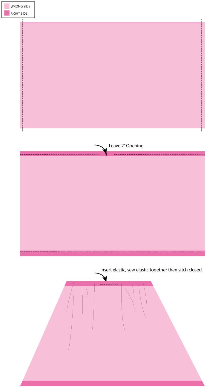 GORGEOUS dress tutorial