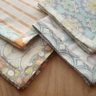 Self Binding Napkin Tutorial