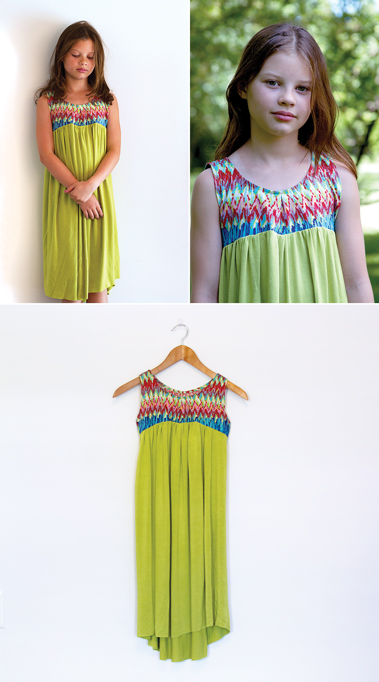 Simple sundress tutorial