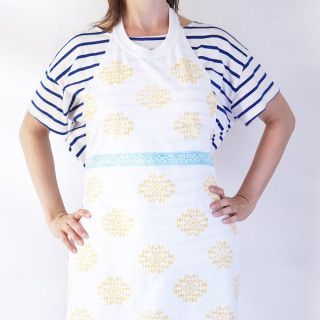DIY T-Shirt Apron