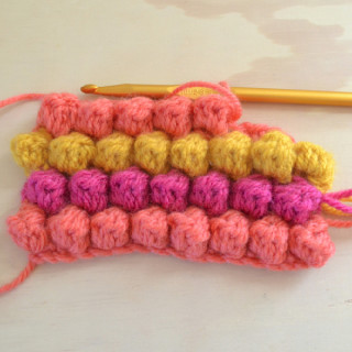 Try A New Crochet Stitch: 9 Crochet Stitches