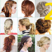 21FANTASTIC HAIRSTYLE TUTORIALS!