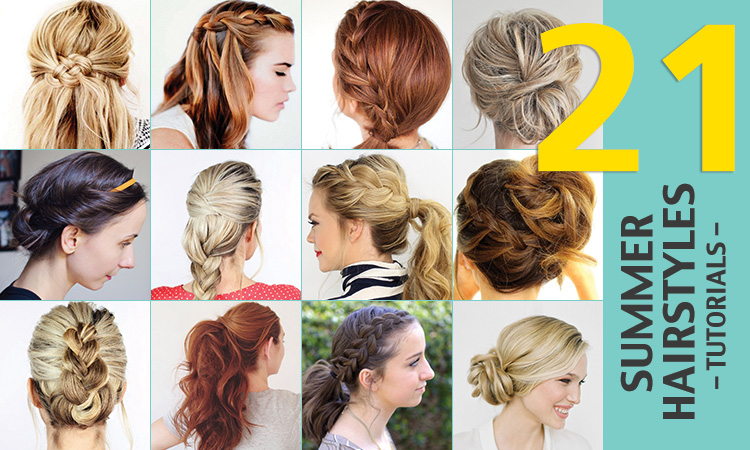 Summer Hairstyles For Busy Women