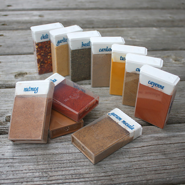 DIY camping spices and other great camping secrets