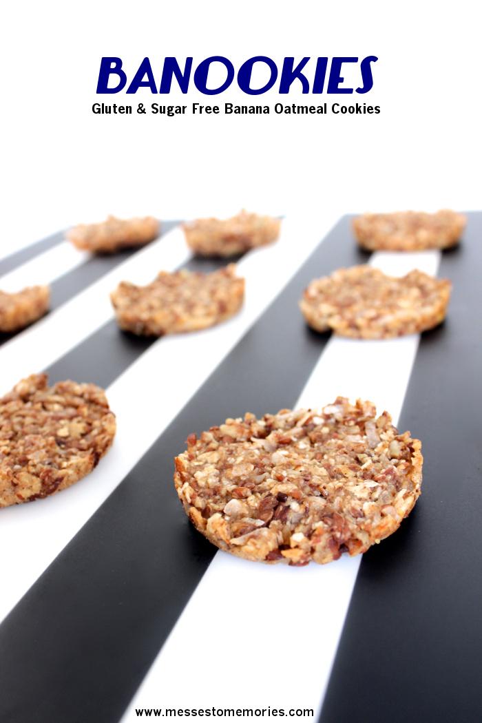banookies--a sugar free dessert
