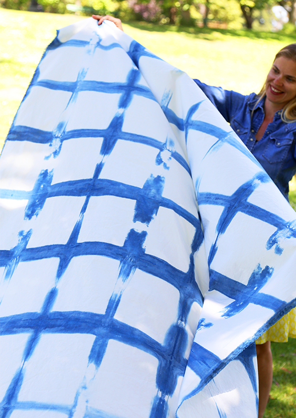 DIY_indigo_dyed_blanket2