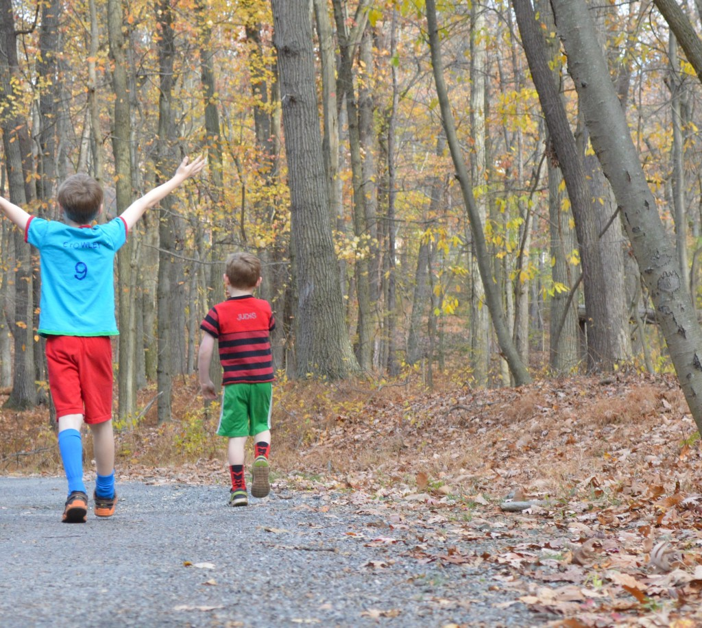 How to Raise Free Range Kids and Stay Sane