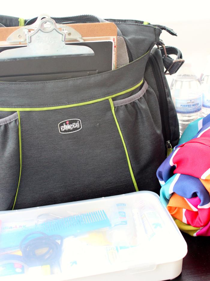 Emergency Car Kit Supplies