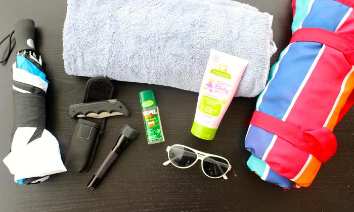 Summer Essential Supplies