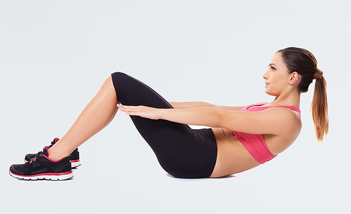 Effective exercises for lower abs