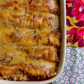The Best Enchilada Recipe