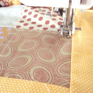How to Make a Quilt – Machine Quilting