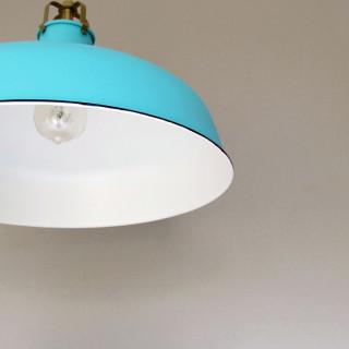 Vintage Style Pendant Lamp DIY