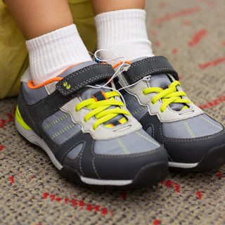 Organize Those Back-To-School Shoes