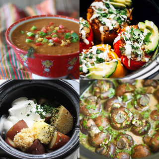 30 Vegetable Crock Pot Recipes