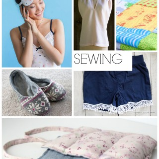 Comfy Sewing Projects with Sewtorial