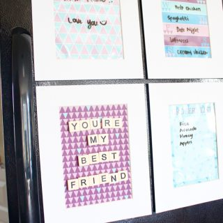 Kitchen Printables for the Fridge