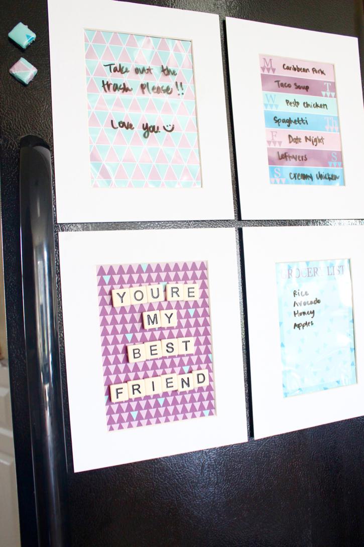 Printables for the Fridge