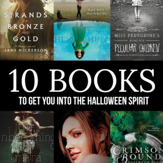 10 Books to Get You In The Halloween Spirit