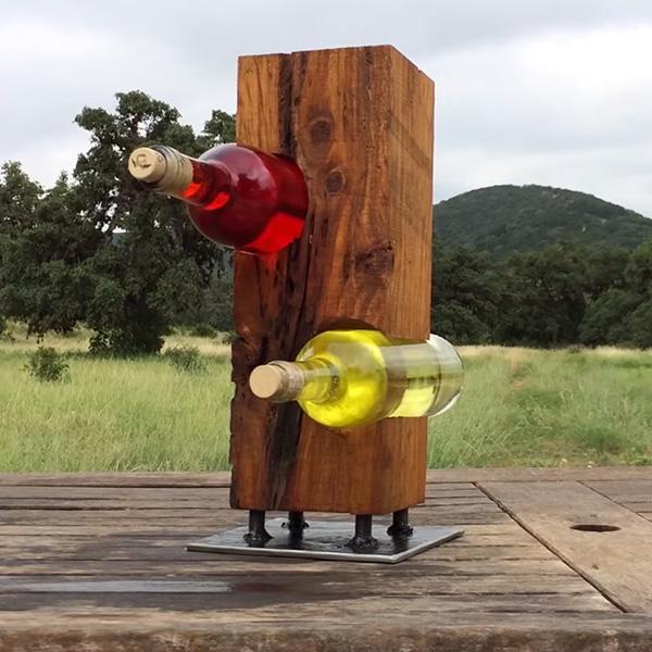 5 DIY Wine Racks to Build