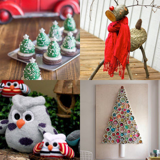 Creative Christmas Crafts to Make at Home