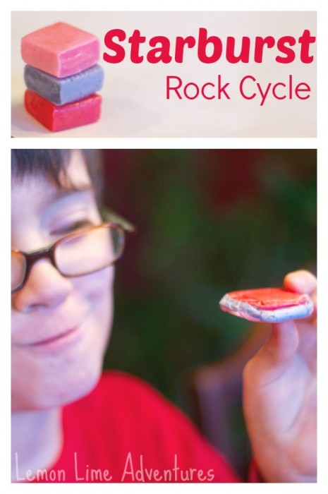 Edible Rock Cycle