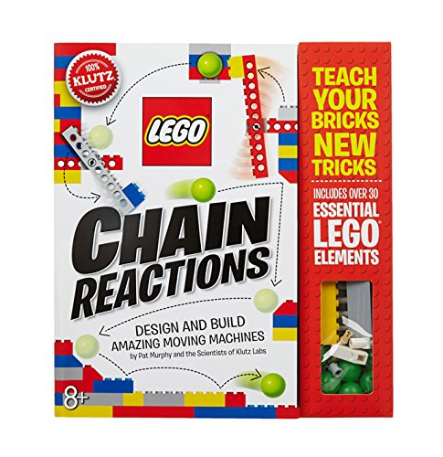 Lego Chain Reaction Kit - kids love this!