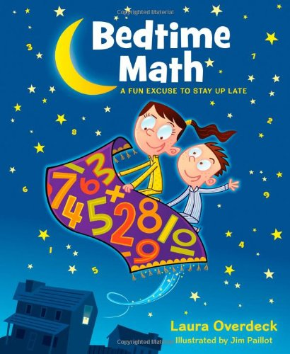 Bedtime Math - This is brilliant!