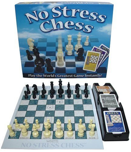 No Stress Chess - LOVE this game!