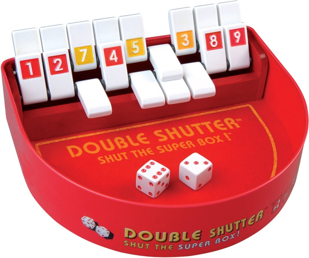Double Shutter Tin game - this is amazing!