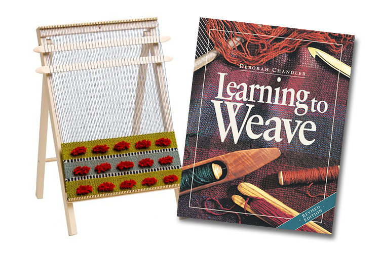 Learn how to weave!