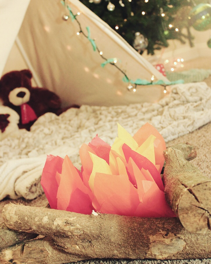 Christmas Campout