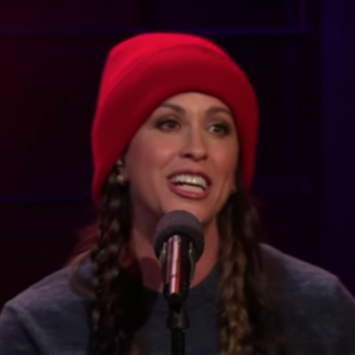 "Alanis Gives ""Ironic"" a Modern Makeover"
