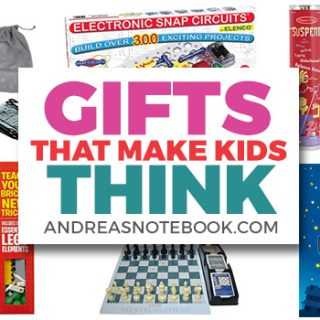 10 Gifts That Challenge Kids