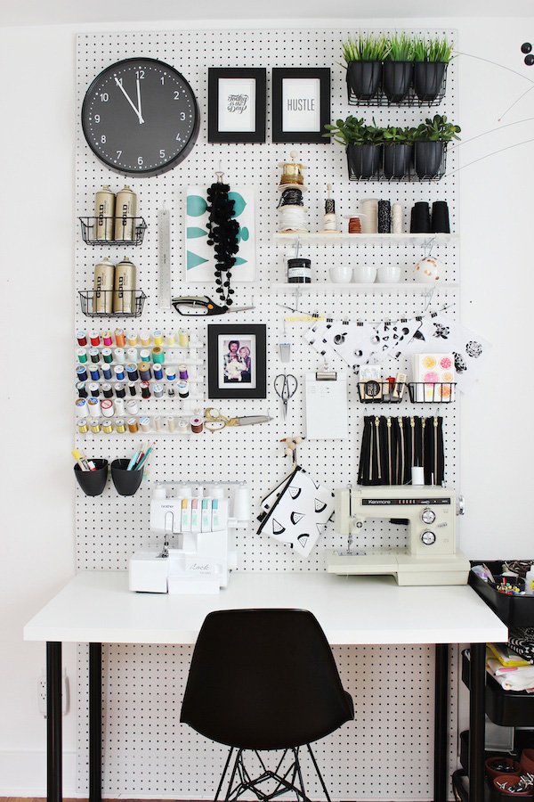 Great Sewing Spaces