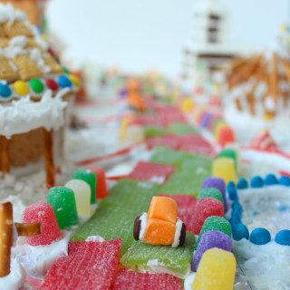 Graham Cracker Village Contest
