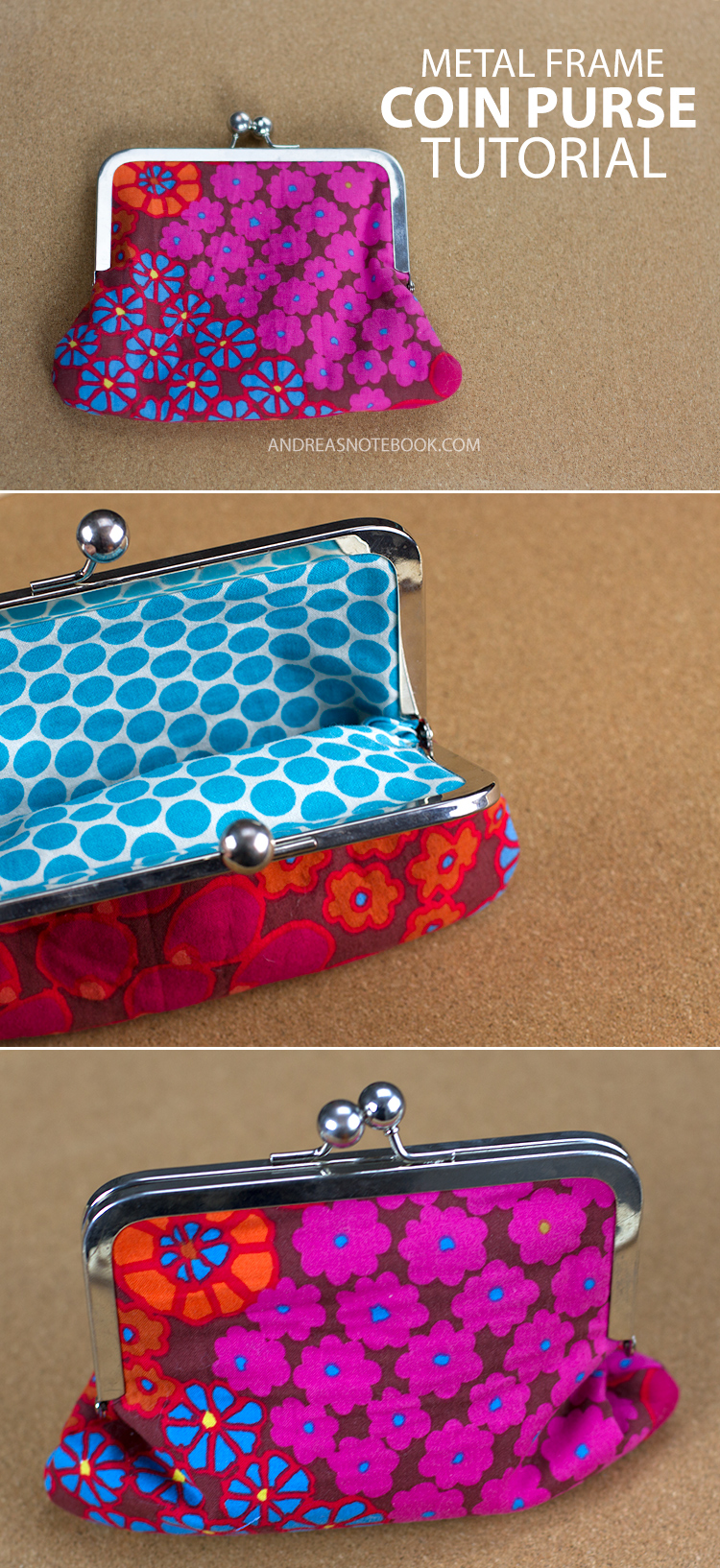 frame coin purse