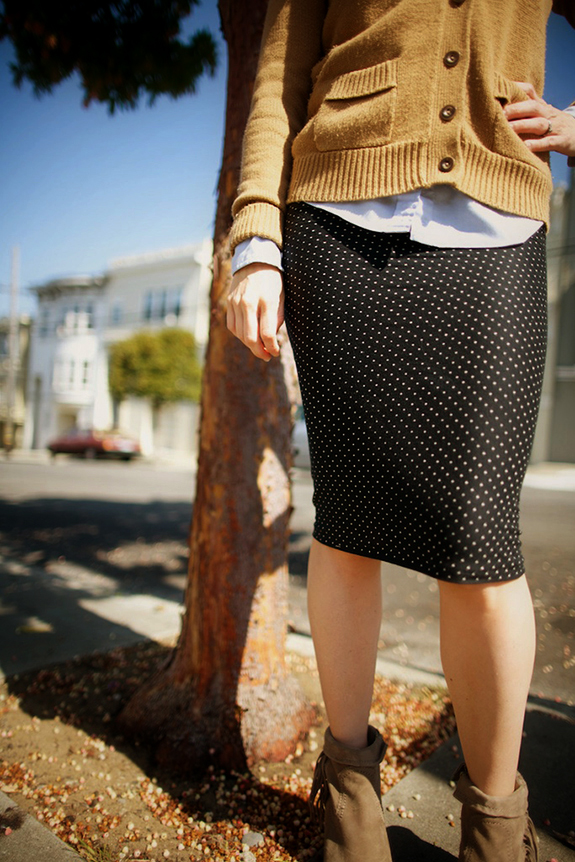 Pencil Skirt Tutorial