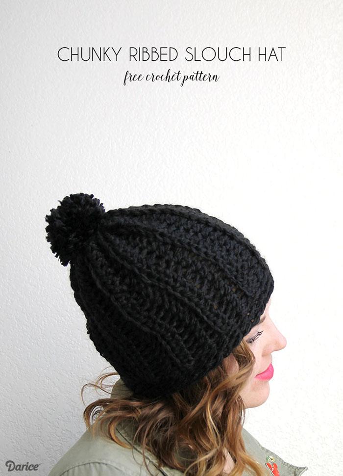 Modern Crochet Hats For Women