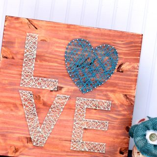 Love String Art