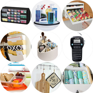 43 Favorite Organizational Tools + a Chance to Win $750!!
