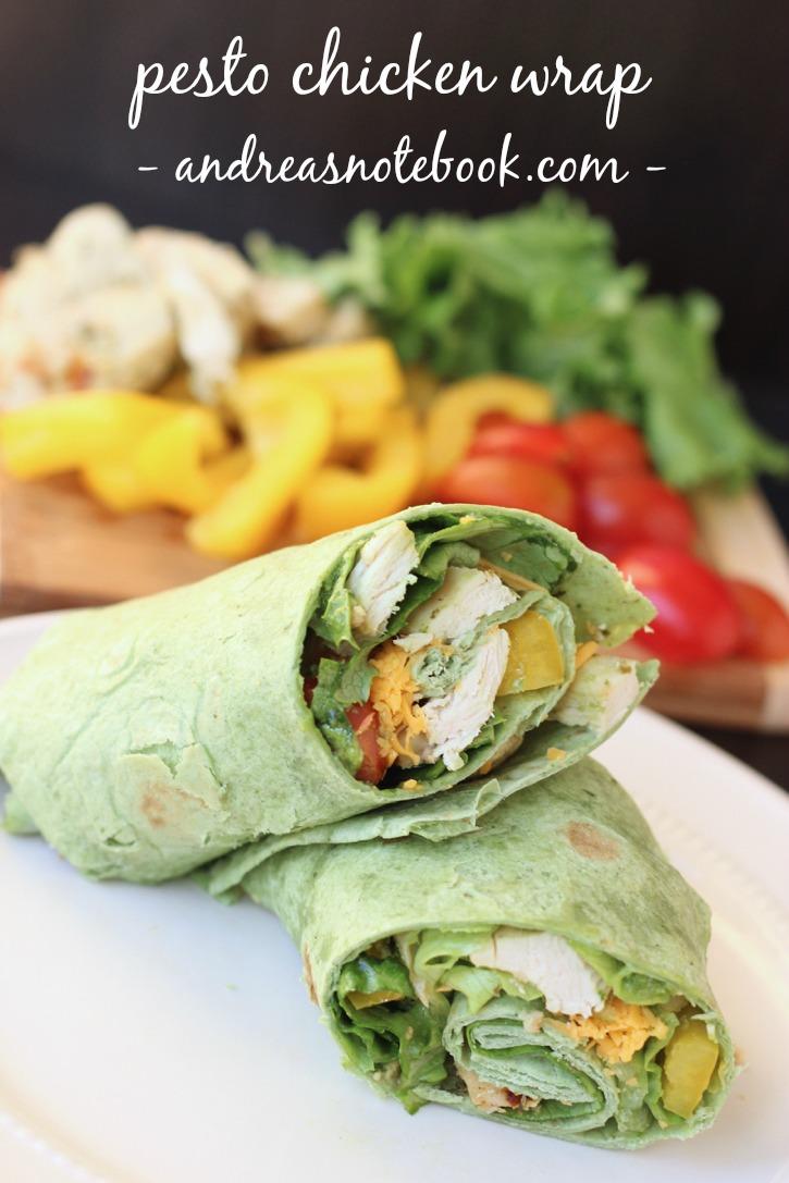Pesto-Chicken-Wrap-cover