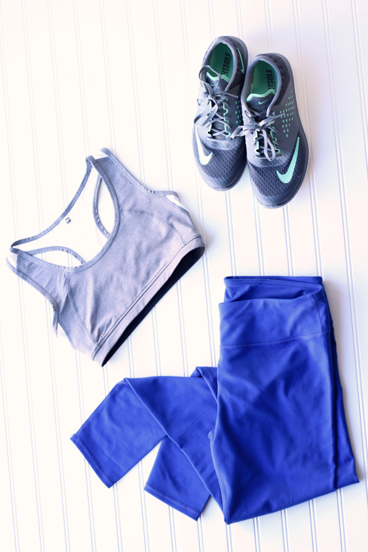 Tips for getting a workout in even when you don't want to!