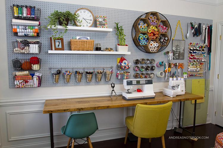 Creative Home Office creative home office reveal