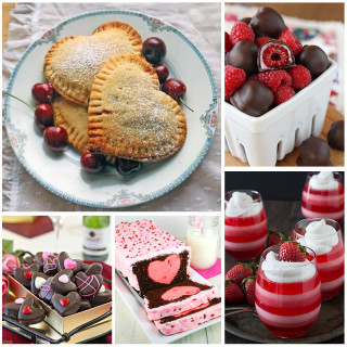 Delicious Valentine Recipes