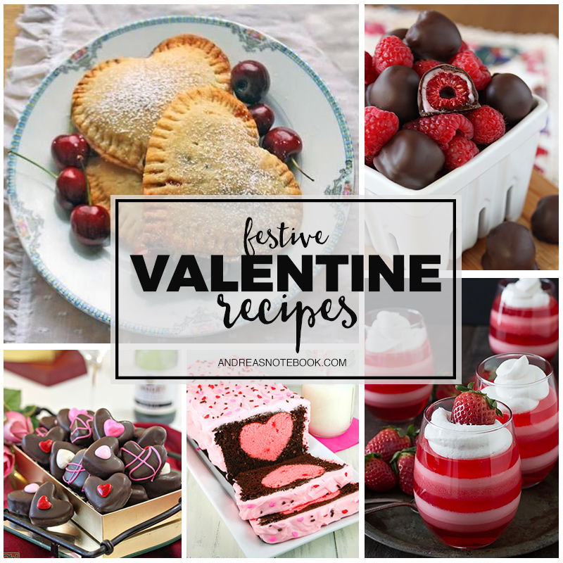 Festive Valentine Recipes