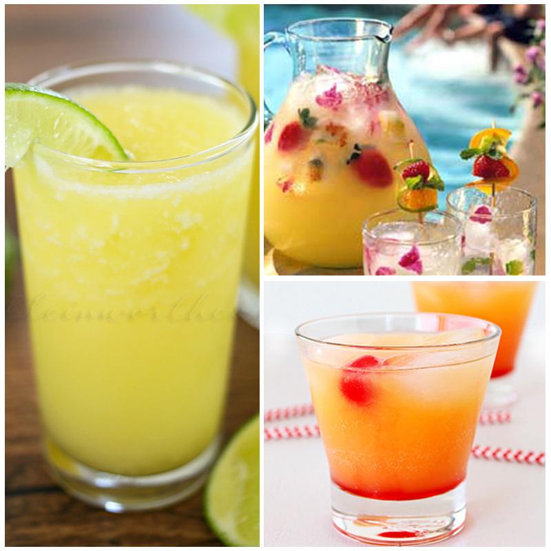 Delicious Summer Drink Recipes