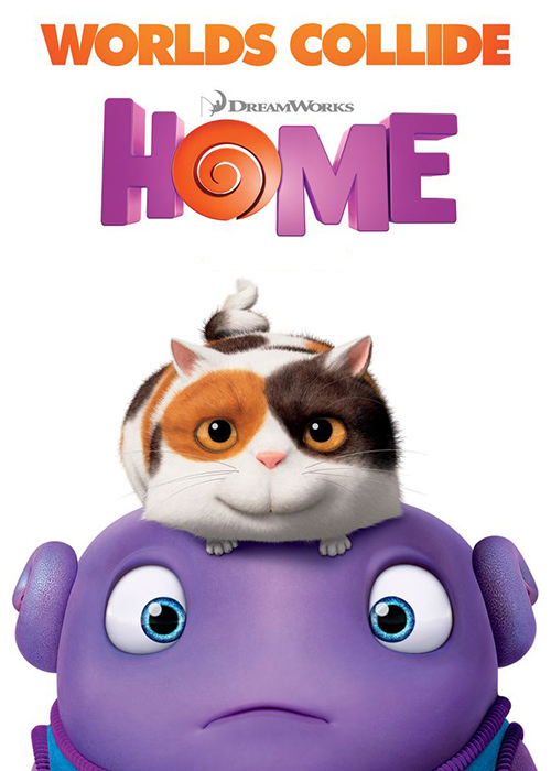 HOME and more great Netflix movies for families