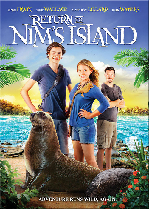 Return to Nim's Island - Netflix List