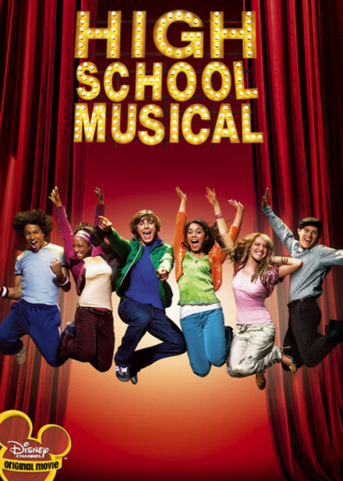 High School Musical - Netflix for Families - AndreasNotebook.com